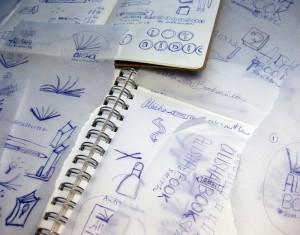 AbbyDora Design branding