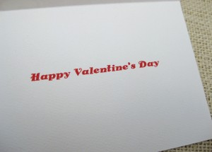 hand made valentine cards