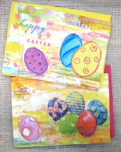 handmade easter cards