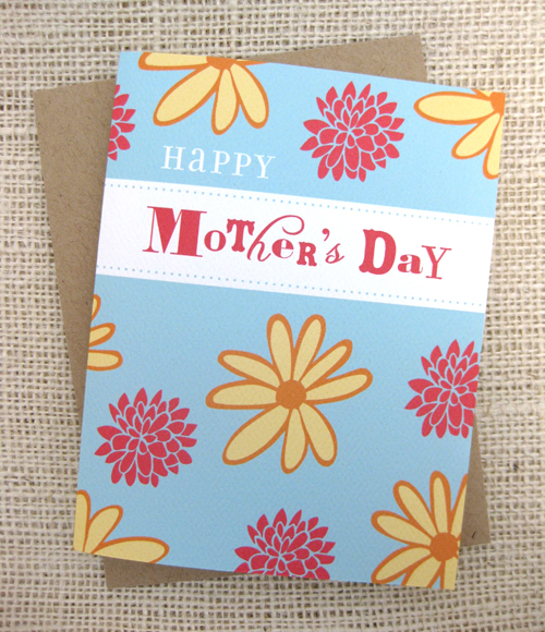 handmade mother&#039;s day card