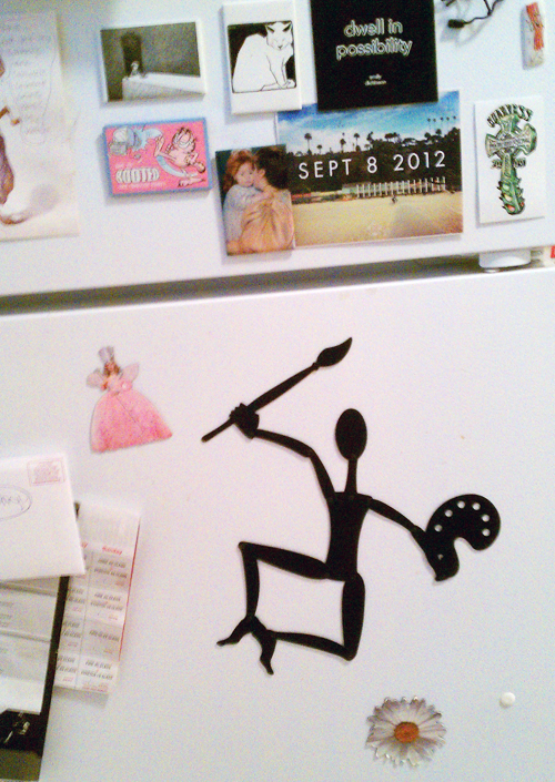 art magnets