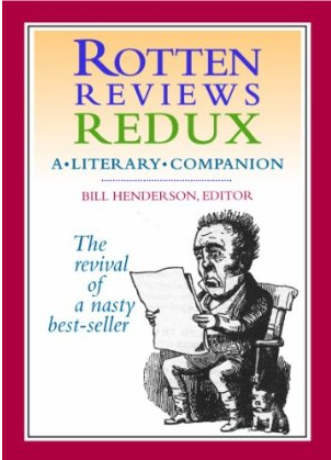 negative reviews of classic literature