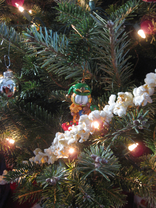 Garfield ornament