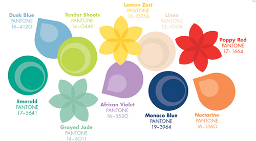 spring color trends
