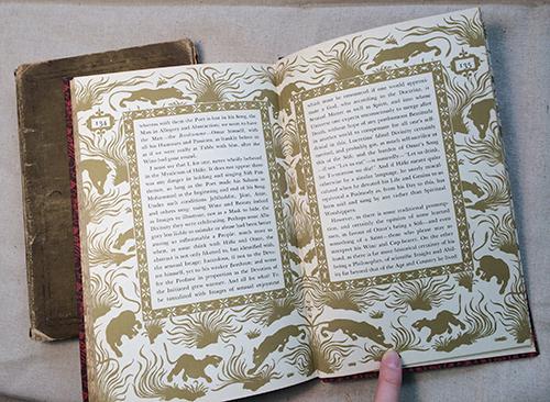 Rubaiyat omar khayyam book random house