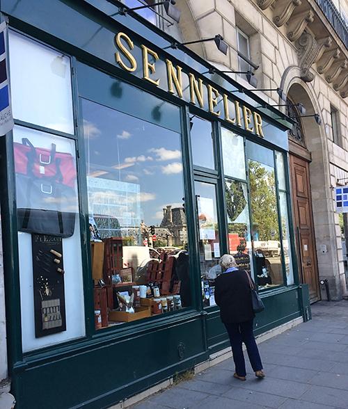 Sennelier Art store