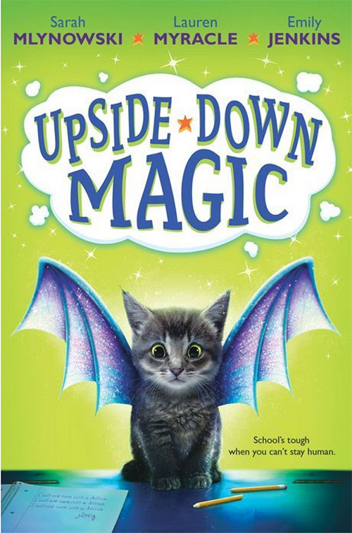 magic themed middle grade novel, designed by AbbyDora Design