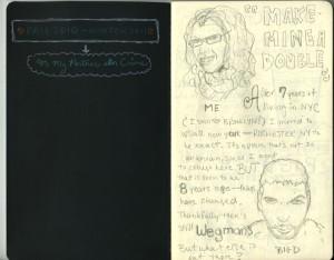 Sketchbook Project II