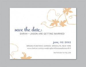 simple elegance invite
