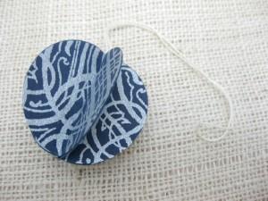 abbydora design paper ornament