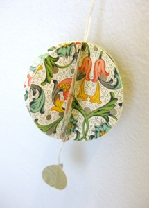 abbydora handmade ornament