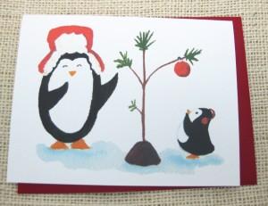 abbydora design christmas notecards