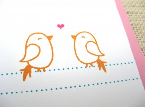 graphic bird illustration