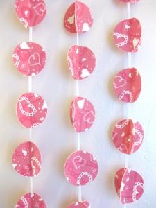 Valentine party decoration
