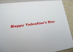 hand made valentine cards