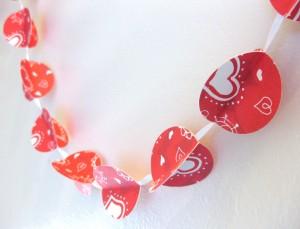 valentines day party streamer