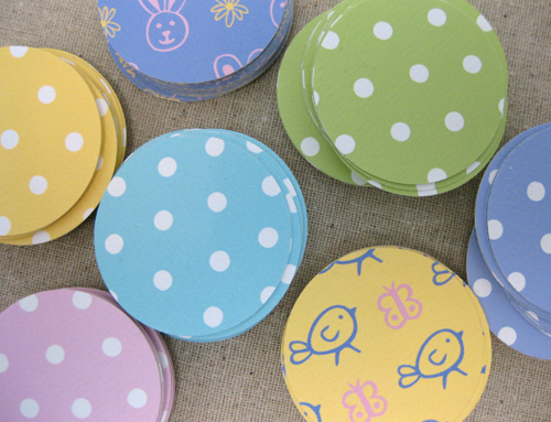 handmade paper party decorations