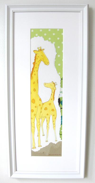 baby animal art