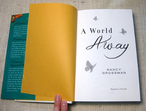 YA book designer