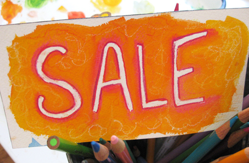 children's print sale