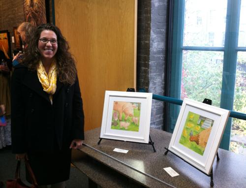 rochester invitational art show