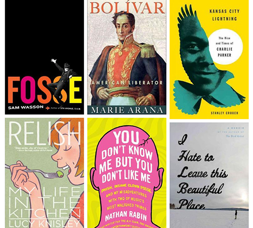 book covers from NPR's book concierge web service