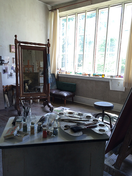 studio located in Chadds Ford, PA