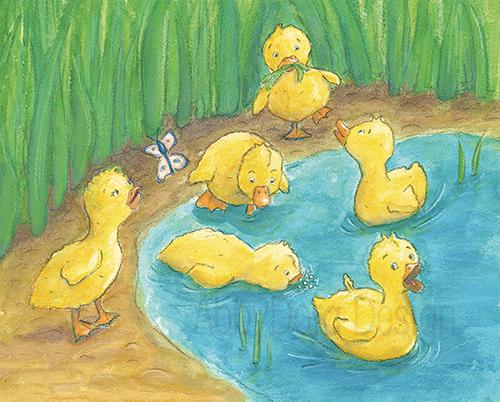 children's art print