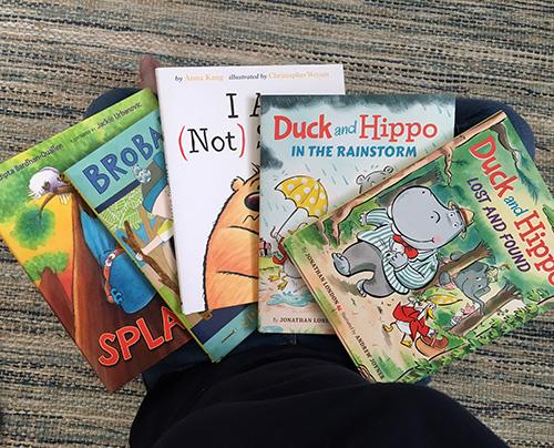 children's picture books designed by AbbyDora Design
